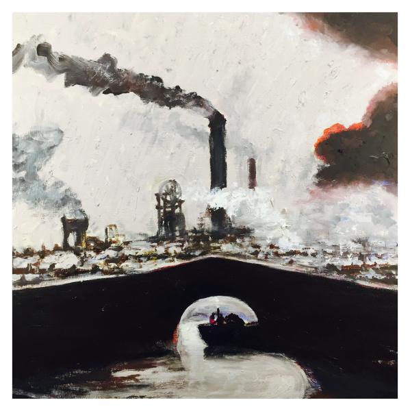 Last Bridge Before Home, William Atherton