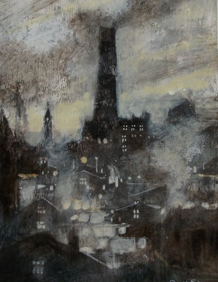Smoggy Monday, David Bez