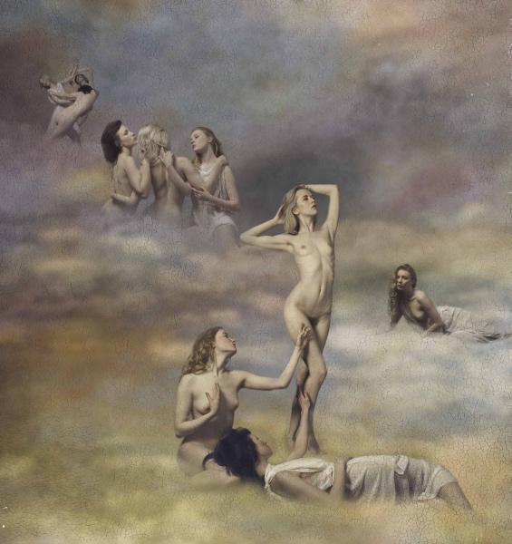 Venus and Nymphs I, JamesHall