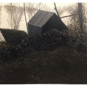 Simcock, Jack (1929-2012) Greenhouse & Shed