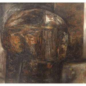 Simcock, Jack (1929-2012) Abstract 1977