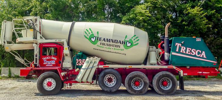 Ready Mix Concrete Company : Tresca brothers concrete sand gravel of metrowest boston