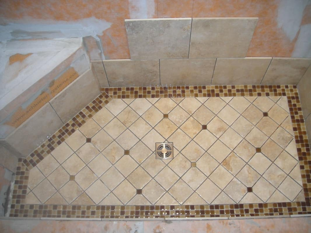 Sparkling How To Tile A Shower Design How To Tile A Shower Design Tile Design Ideas Pebble Shower Ideas Wood Shower Ideas houzz-03 Shower Floor Ideas