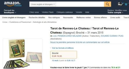 Amazon. tarot