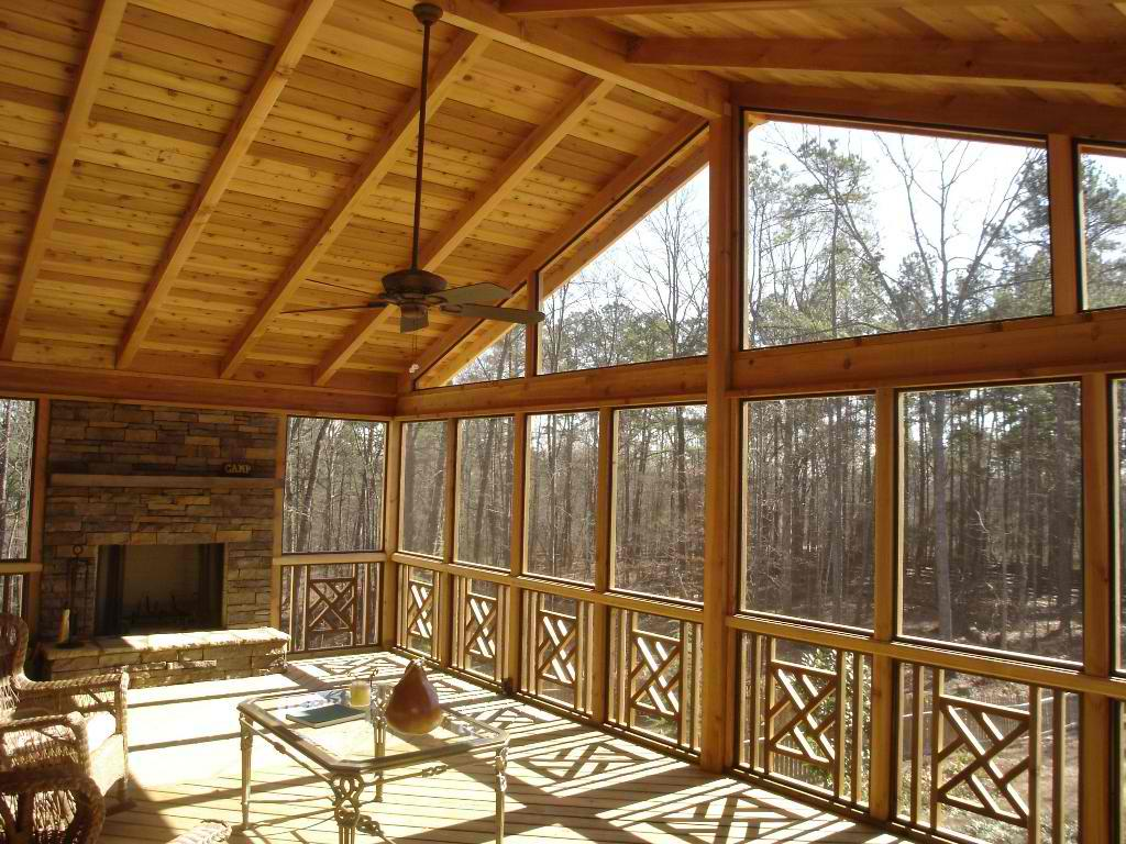 Precious A Three Season Room Windows Three Season Room Ideas Custom Screened Porch Custom Screened Porch Screenedporches Rooms What Is Difference A Screened A Room houzz 01 Three Season Room