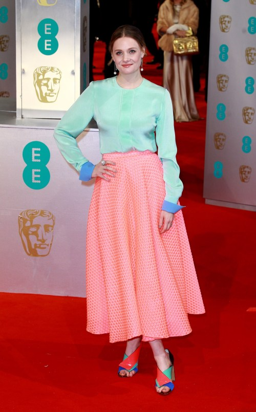 The EE British Academy Film Awards: Red Carpet Arrivals