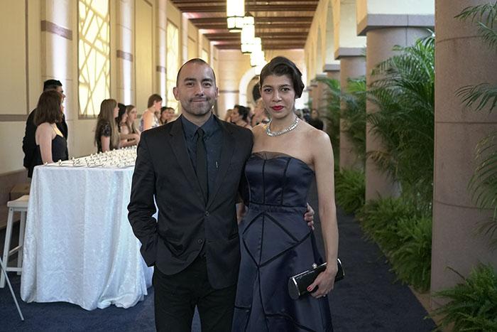 Vincent Valdez & Adriana Corral