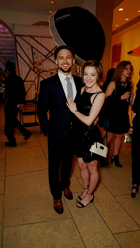 Nick Holloway & Madi Kirk
