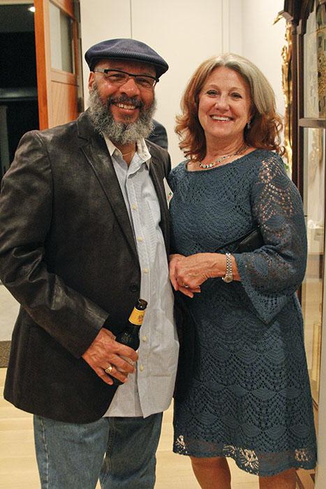 Dewy Brooks & Linda McDonough