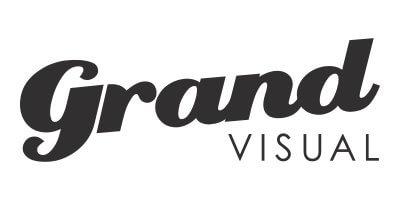 Grand Visual logo — Tribus Creative: Marketing and design agency