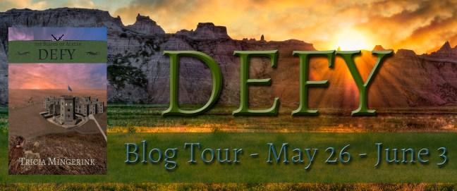 Defy Blog Tour Header