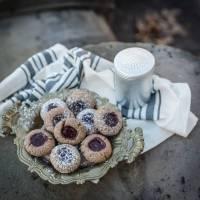 köstliche linzer plätzchen und die schönste adventsdeko designed by mother nature