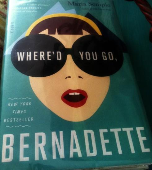 "Story Telling Tuesday ""Where'd You Go, Bernadette?"