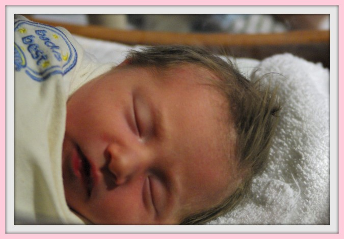 WELCOME TO THE WORLD MISS MOLLY CONSTANCE LOCKE