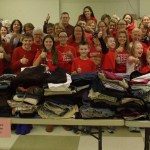 Annual Clothing Give-Away and Community Meal