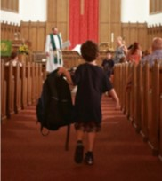 Bring Your Backpacks to Church – August 27th!