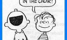 Chancel Choir Begins in September – Please Join Us!