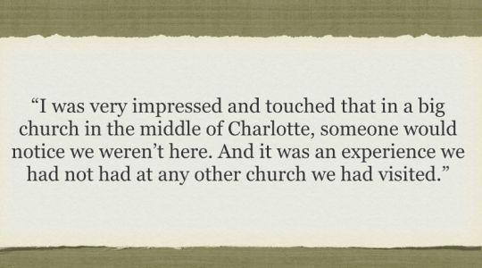 Member Impact Statement: Anne Mar Kirby