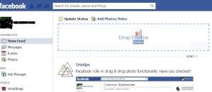 facebook drag and drop photo 1