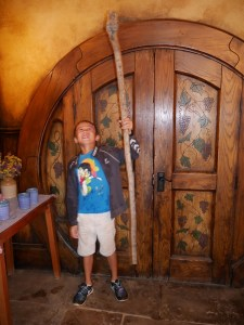 Vinzent med troldmandsstav