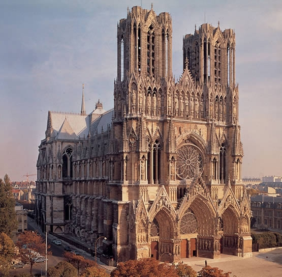 gothic cathedrals research paper Medieval art is characterized largely by the use of both gothic and romanesque architecture as christianity was highly significant to the middle ages, much of said architectural design is exemplified in the cathedrals of the time.