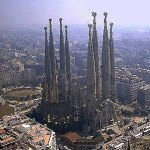 Holy Family of Gaudi – Basilica and Expiatory Church of the Holy Family of Gaudi