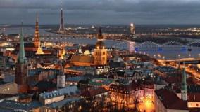 В Ригу в марте - из Москвы за 6 800 рублей рейсами Airbaltic совместно Belavia!