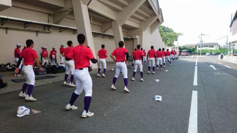 野球甲子園予選9