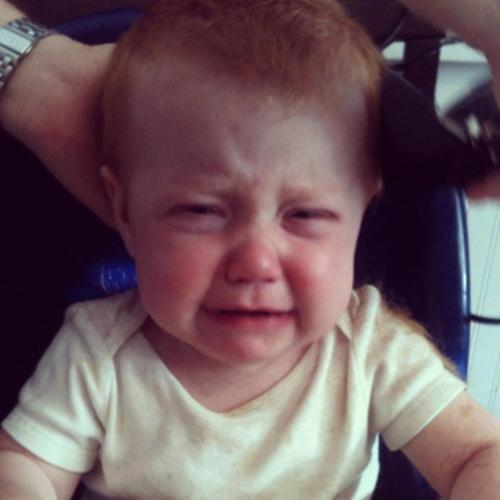 Seth Crying