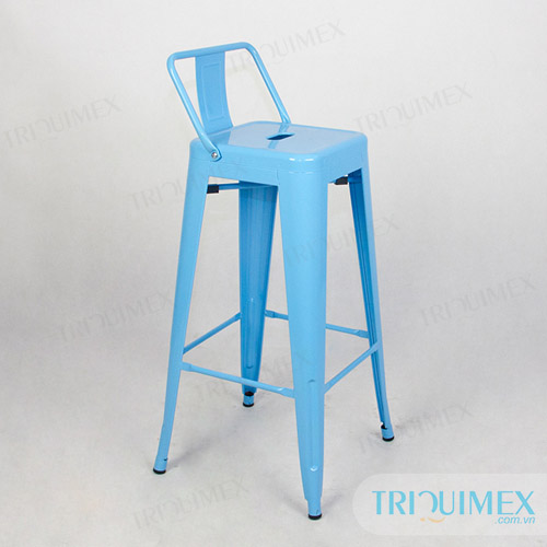 Powder Coated Bar Tolix Stool