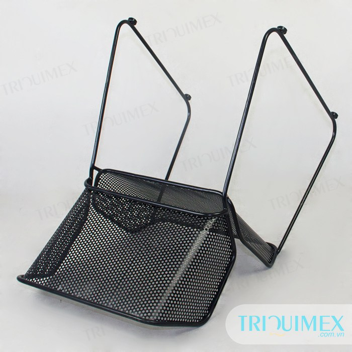 GH-144 Aesthetic iron chair from Triquimex