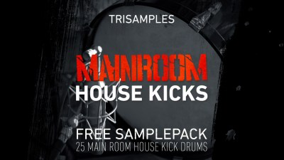 Main Room House Kicks Free Download