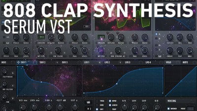 Blog 808 Clap Tutorial