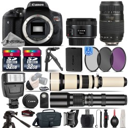 Small Of Canon Rebel T6i Bundle