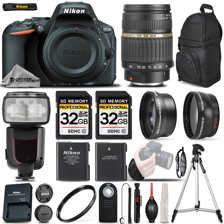 Fullsize Of Nikon D5500 Bundle