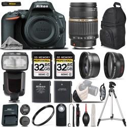 Small Crop Of Nikon D5500 Bundle
