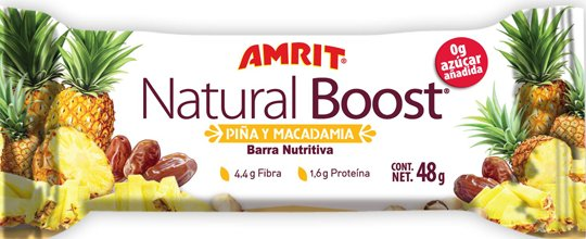 Very Natural, Very Healthy, 100% Mexican Energy Bars