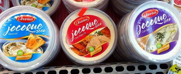 Jocoque: Lebanese Cheese Spread in Mexico