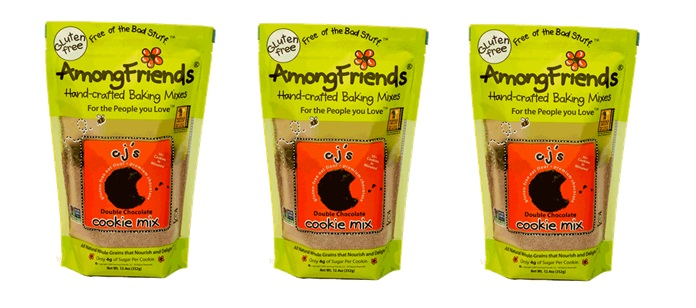 Product Spotlight: Among Friends CJ'S Double Chocolate Baking Mix