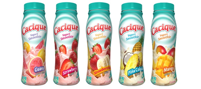 Dairy Drink Spotlight: Cacique Yogurt Smoothies