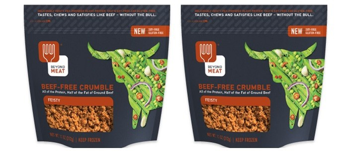 Food Review: Beyond Meat Feisty Beef Free Crumbles