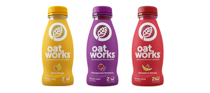 Drink Review: OatWorks Fruit Smoothie