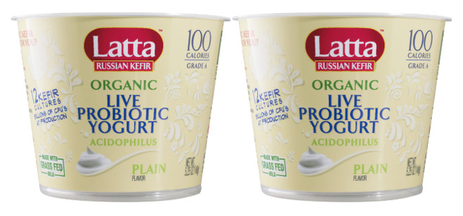 Dairy Spotlight: Latta Russian Kefir Acidophilus – Live Probiotic Yogurt