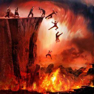 Er ildsjøen et virkelig sted?