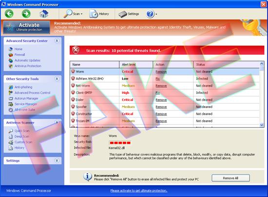 Windows Command Processor