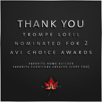Trompe Loeil nominated for two Avi Choice Awards – voting is open!