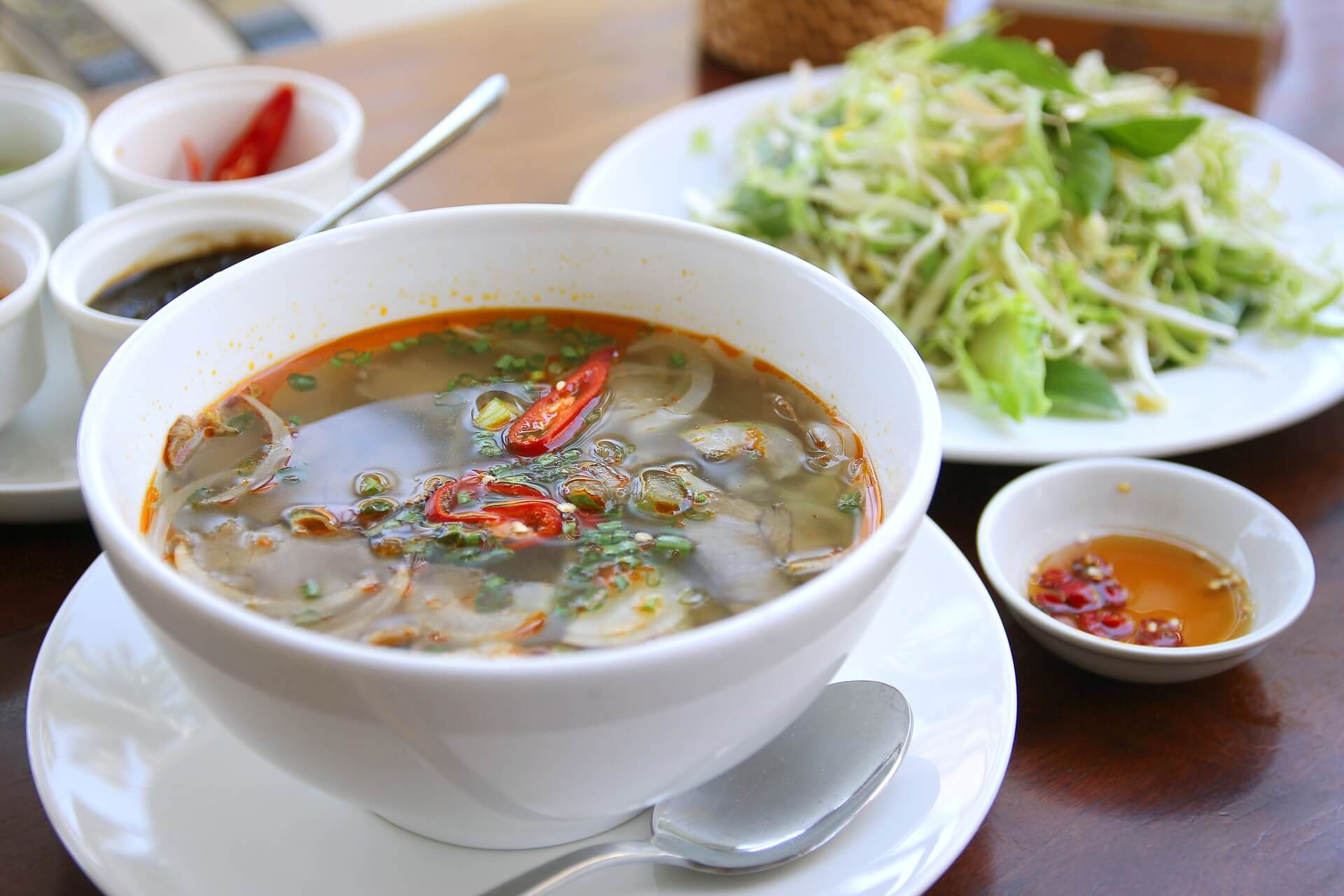 What Makes Vietnamese Food Different?