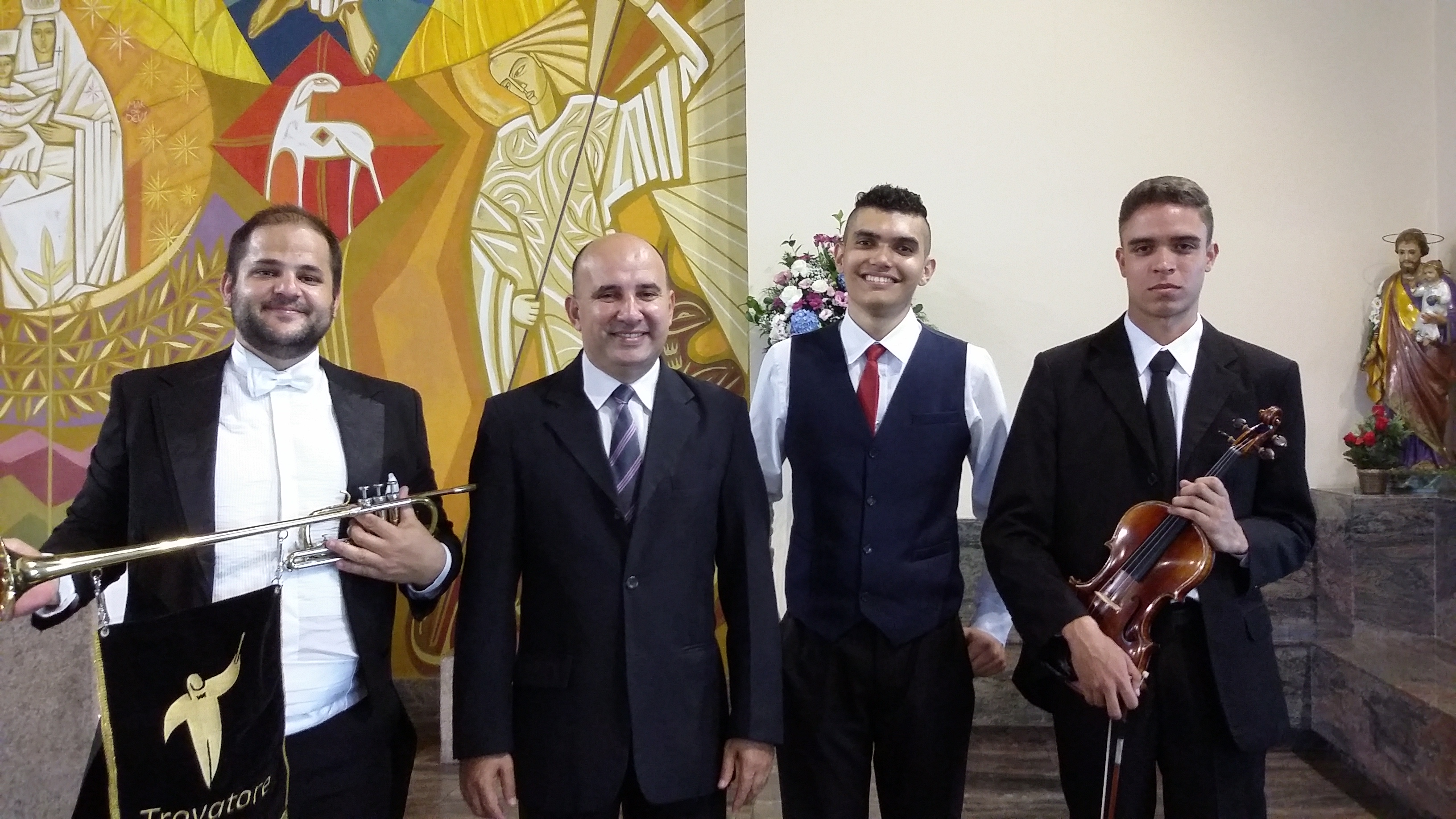 Quarteto Trovatore