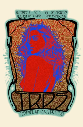 TRPS poster by Chuck Sperry