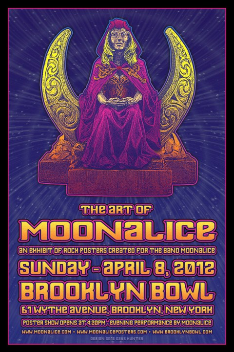The Art of Moonalice Brooklyn Poster Show